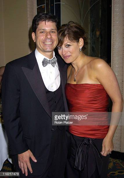 Jonathan Steinberg and Maria Bartiromo during The 60th Anniversary Ball of the Year Gala for The Boys Towns of Italy at The Waldorf Astoria Hotel in...