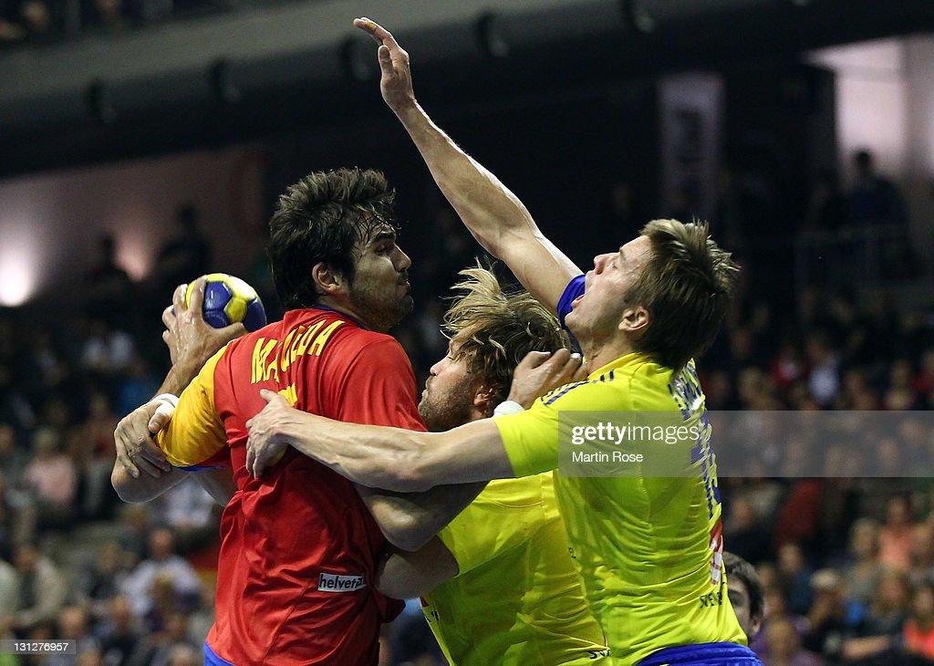 Sweden v Spain - Men's Handball Supercup