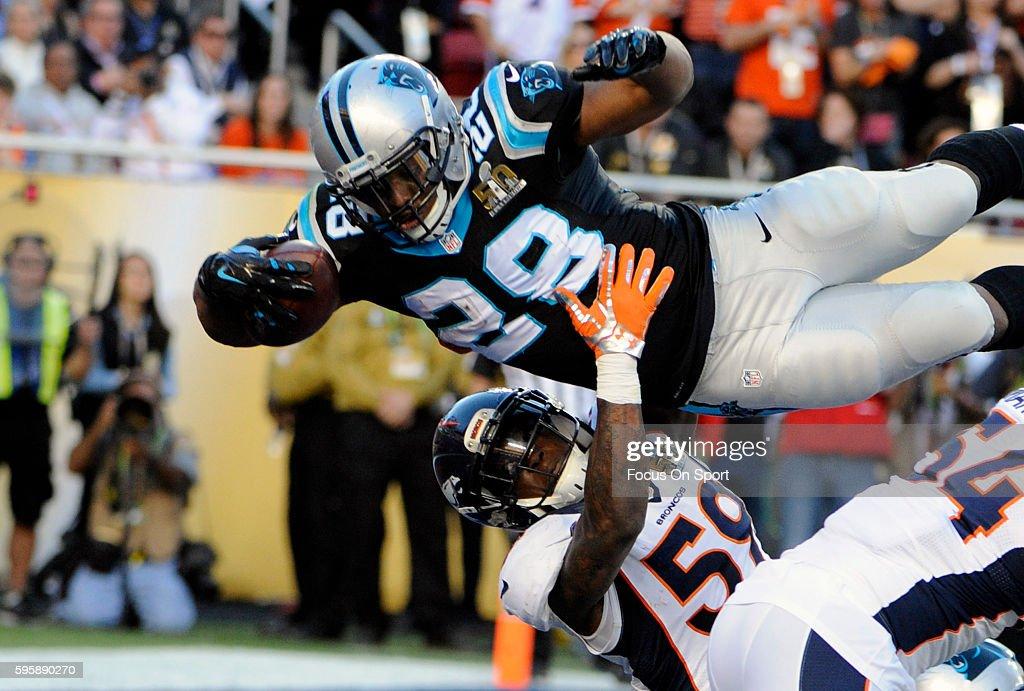 Super Bowl 50 - Denver Broncos v Carolina Panthers : News Photo