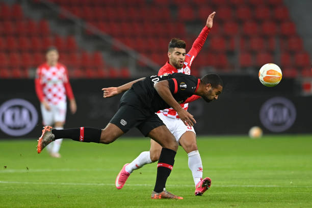 DEU: Bayer 04 Leverkusen v Hapoel Be'er Sheva: Group C - UEFA Europa League