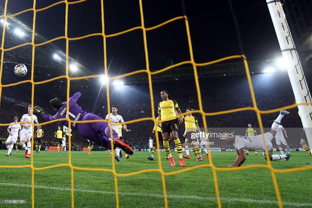 DEU: Borussia Dortmund v Bayer 04 Leverkusen - Bundesliga