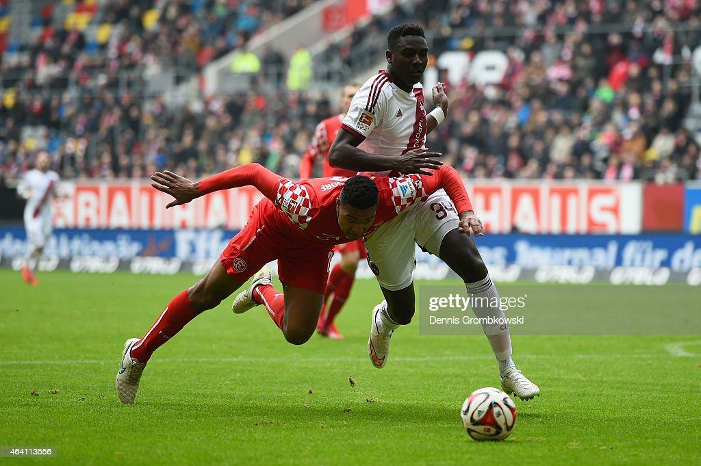 Fortuna Duesseldorf v 1. FC Nuernberg  - 2. Bundesliga