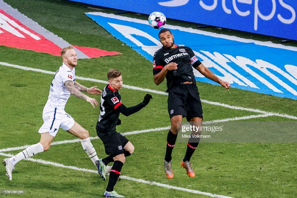 Bayer 04 Leverkusen v TSG Hoffenheim - Bundesliga : News Photo