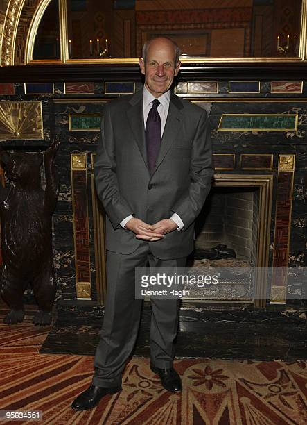 Jonathan Tisch, CEO of Loews Hotels attends the 8th Annual June Briggs Awards at the Russian Tea Room on January 7, 2010 in New York City.