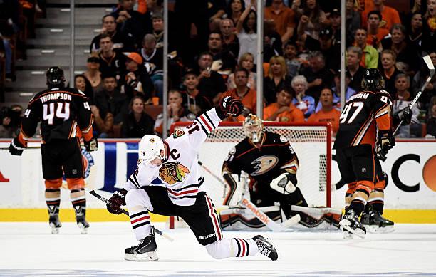 Chicago Blackhawks v Anaheim Ducks - Game Seven