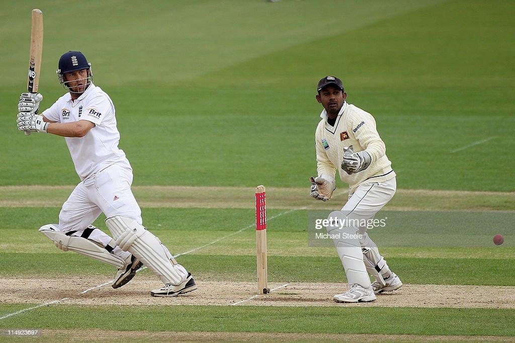 England v Sri Lanka: 1st npower Test - Day Four
