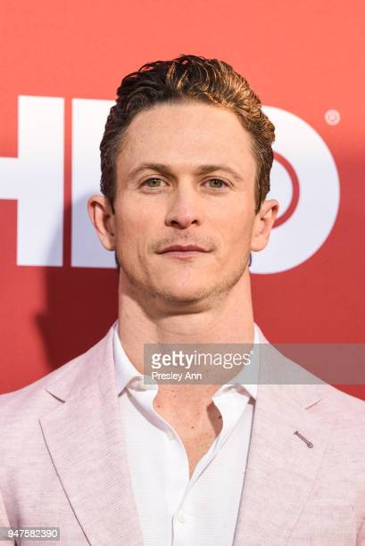 Jonathan Tucker attends Westworld Season 2 Los Angeles Premiere on April 16 2018 in Los Angeles California