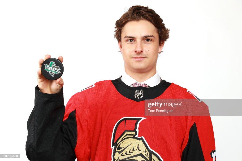 2018 NHL Draft - Portraits : News Photo