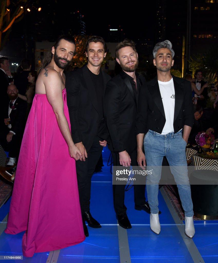2019 Netflix Creative Arts Emmy After Party : News Photo