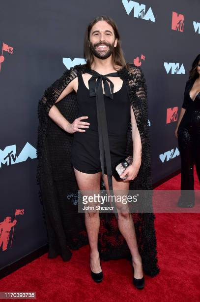 Jonathan Van Ness attends the 2019 MTV Video Music Awards at Prudential Center on August 26, 2019 in Newark, New Jersey.