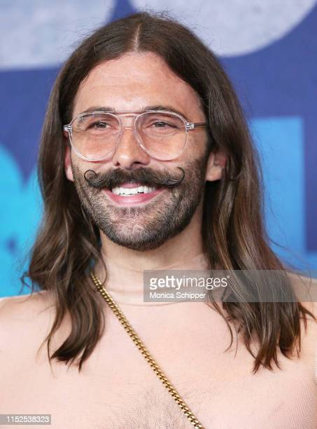 Jonathan Van Ness attends the Big Little Lies Season 2 Premiere at Jazz at Lincoln Center on May 29 2019 in New York City