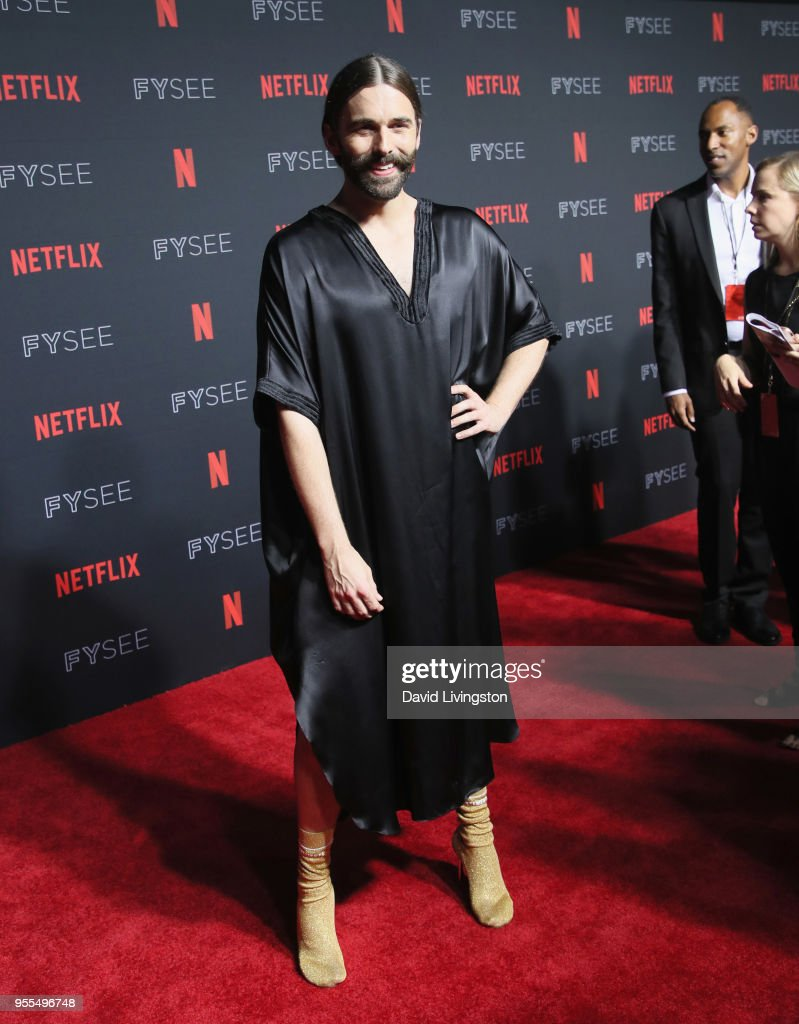 Netflix FYSEE Kick-Off - Arrivals : News Photo
