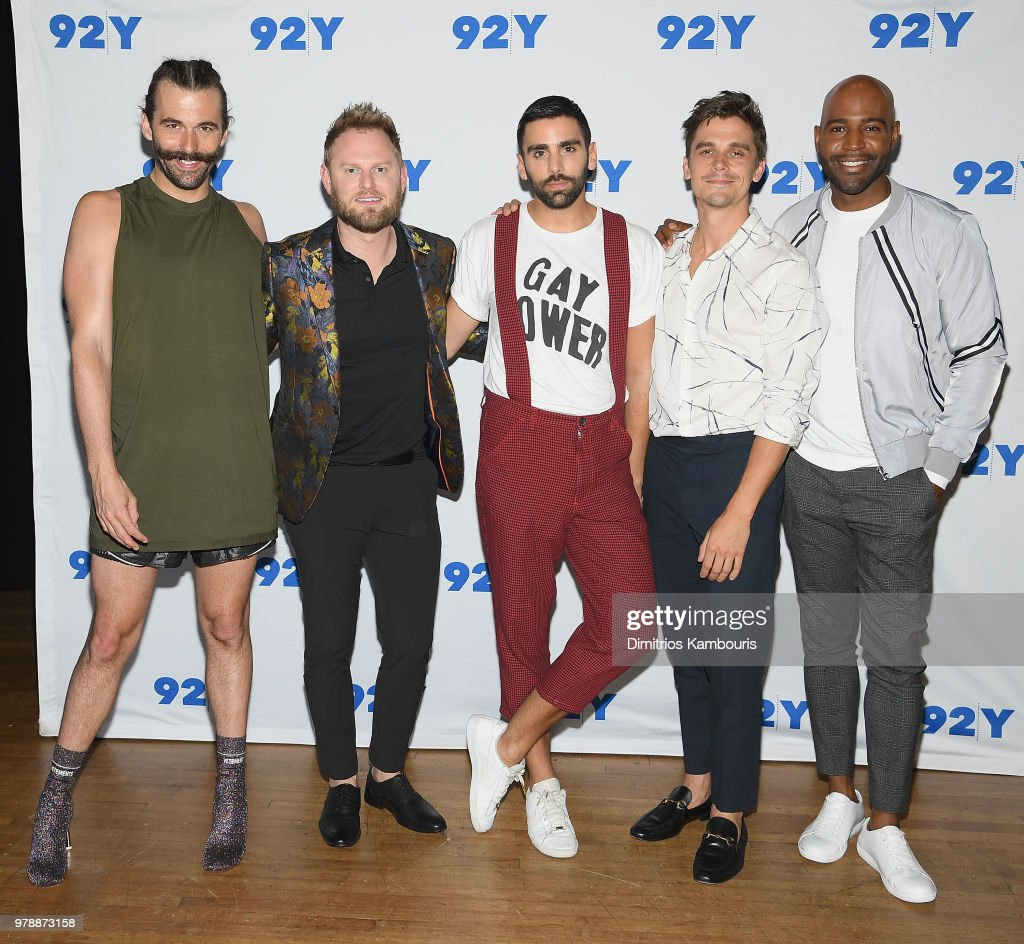 "Netflix's ""Queer Eye"" Cast In Conversation With Teen Vogue"