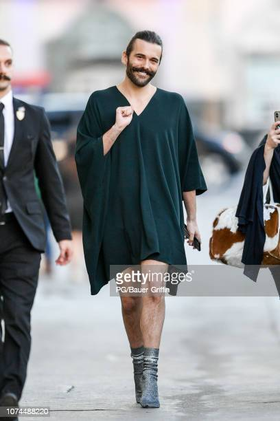 Jonathan Van Ness is seen on December 20 2018 in Los Angeles California