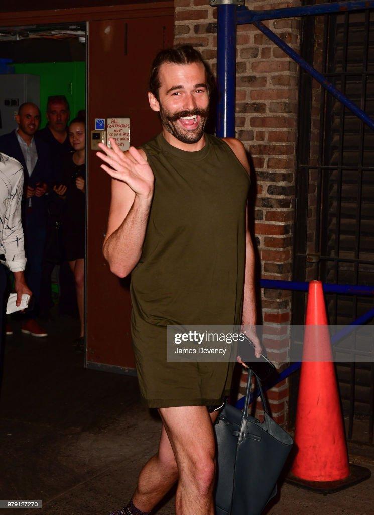 Celebrity Sightings in New York City - June 19, 2018 : News Photo