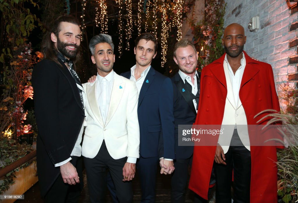Netflix's Queer Eye Premiere screening and After Party in Los Angeles, CA : News Photo
