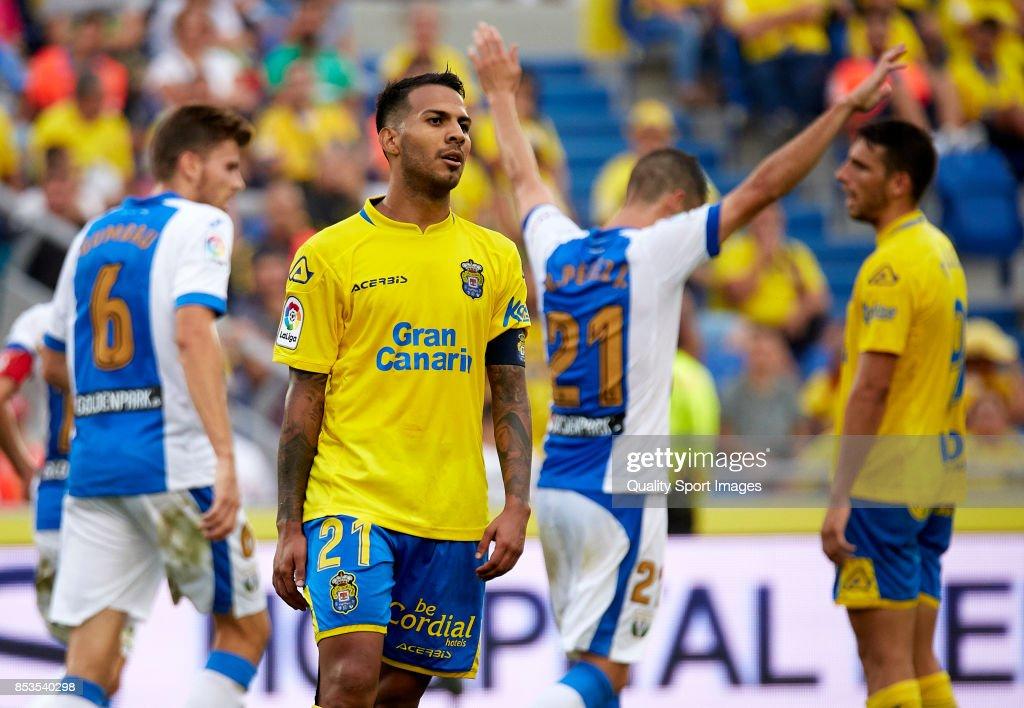 Las Palmas v Leganes - La Liga