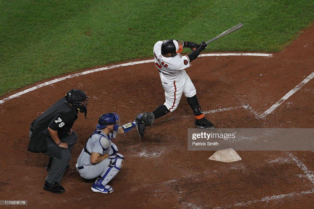 Los Angeles Dodgers v Baltimore Orioles : News Photo