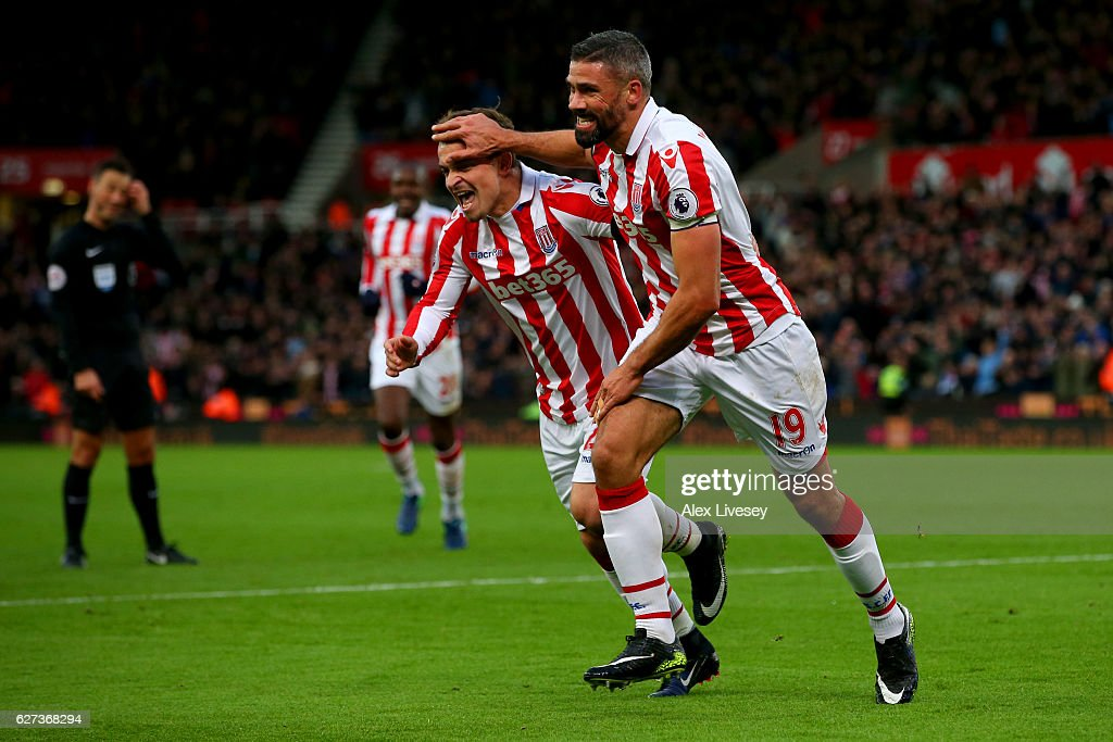 Stoke City v Burnley - Premier League