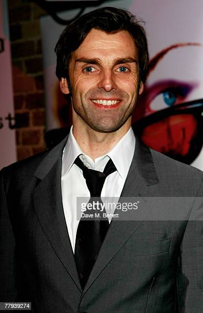Jonathan Wrather attends the after party following the press night of Desperately Seeking Susan at Heaven on November 15 2007 in London England
