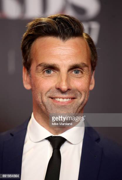Jonathan Wrather attends The British Soap Awards at The Lowry Theatre on June 3 2017 in Manchester England The British Soap Awards will be aired on...