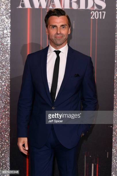 Jonathan Wrather attends The British Soap Awards at The Lowry Theatre on June 3 2017 in Manchester England The Soap Awards will be aired on June 6 on...