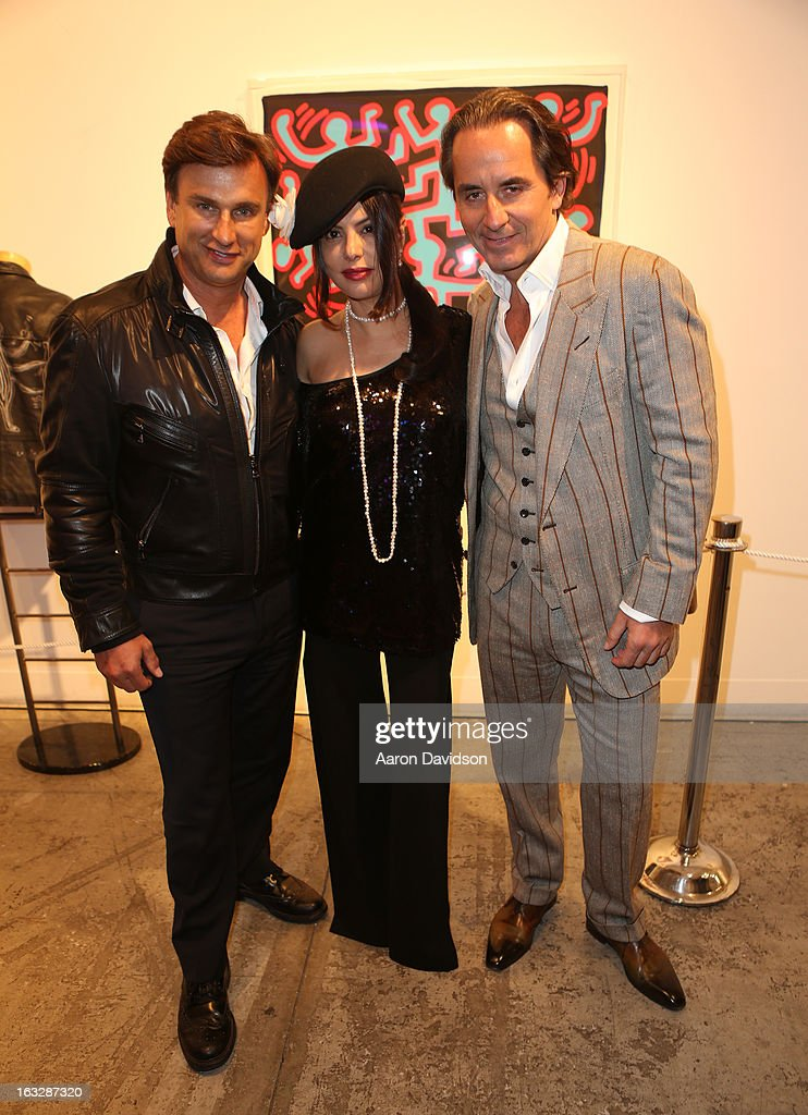 Haring Miami - VIP Reception : News Photo