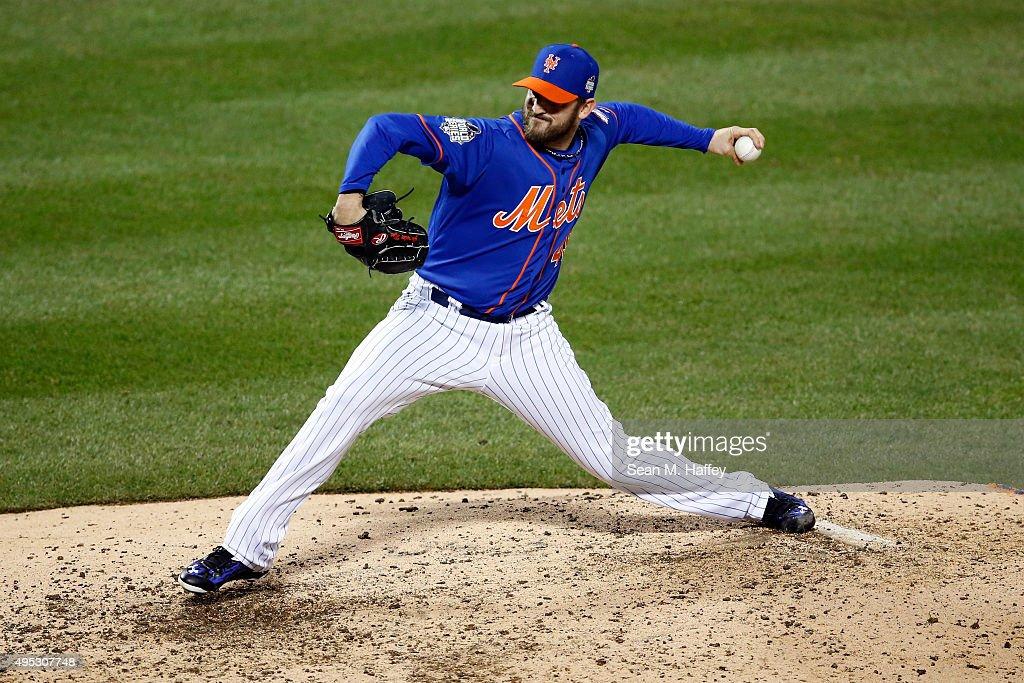 World Series - Kansas City Royals v New York Mets - Game Five : Nachrichtenfoto