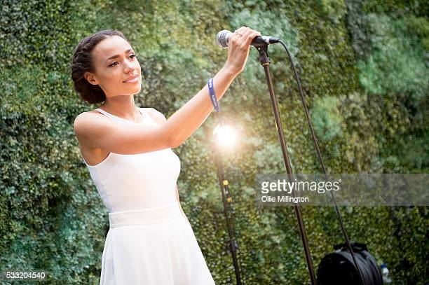 Jones performs onstage at Wagnar Hall on Day 3 of The Great Escape 2016 on May 21 2016 in Brighton England