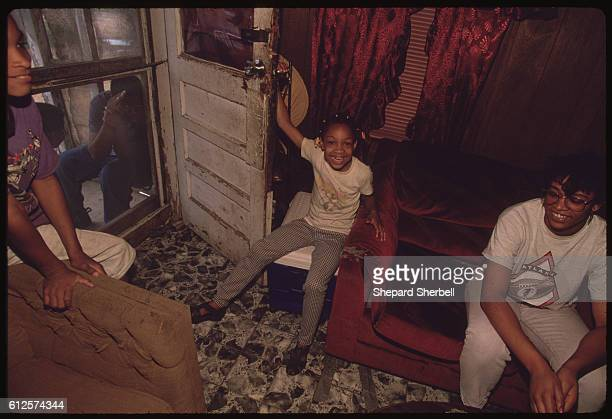 Jonestown Mississippi Welfare mothers and children live on an average of $12000 a month in state benefits in Coahoma County