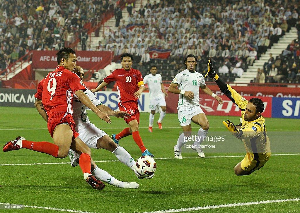 AFC Asian Cup - Iraq v DPA Korea