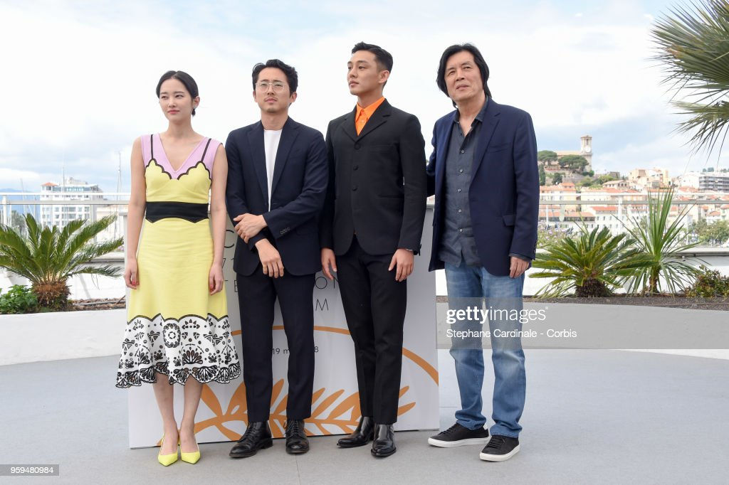 """Burning"" Photocall - The 71st Annual Cannes Film Festival"