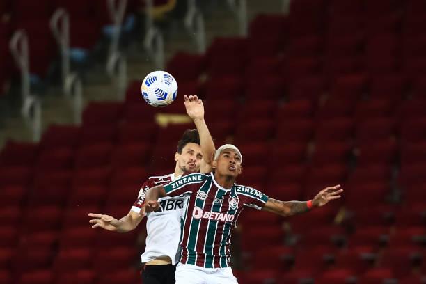 BRA: Fluminense v Flamengo - Brasileirao 2021