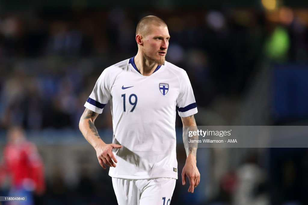 Finland v Liechtenstein - UEFA Euro 2020 Qualifier : Photo d'actualité
