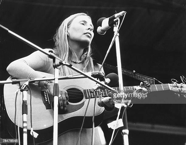 Joni Mitchell 1970 Isle Of Wight Festival