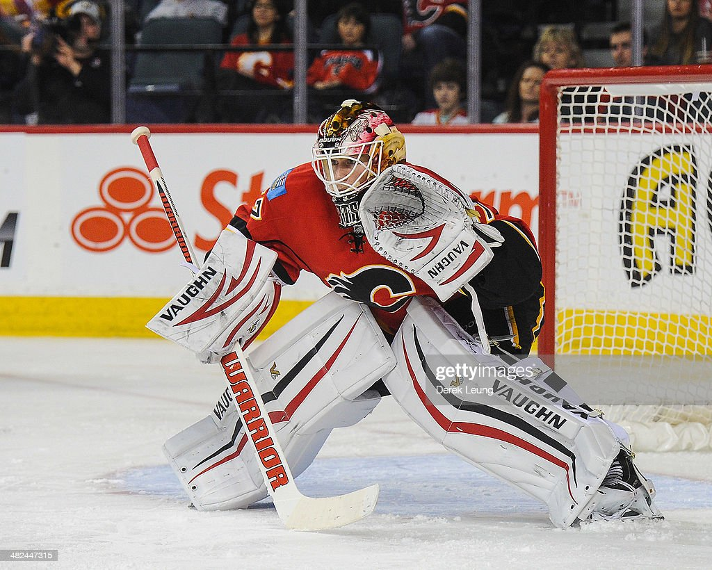 Nashville Predators v Calgary Flames : News Photo