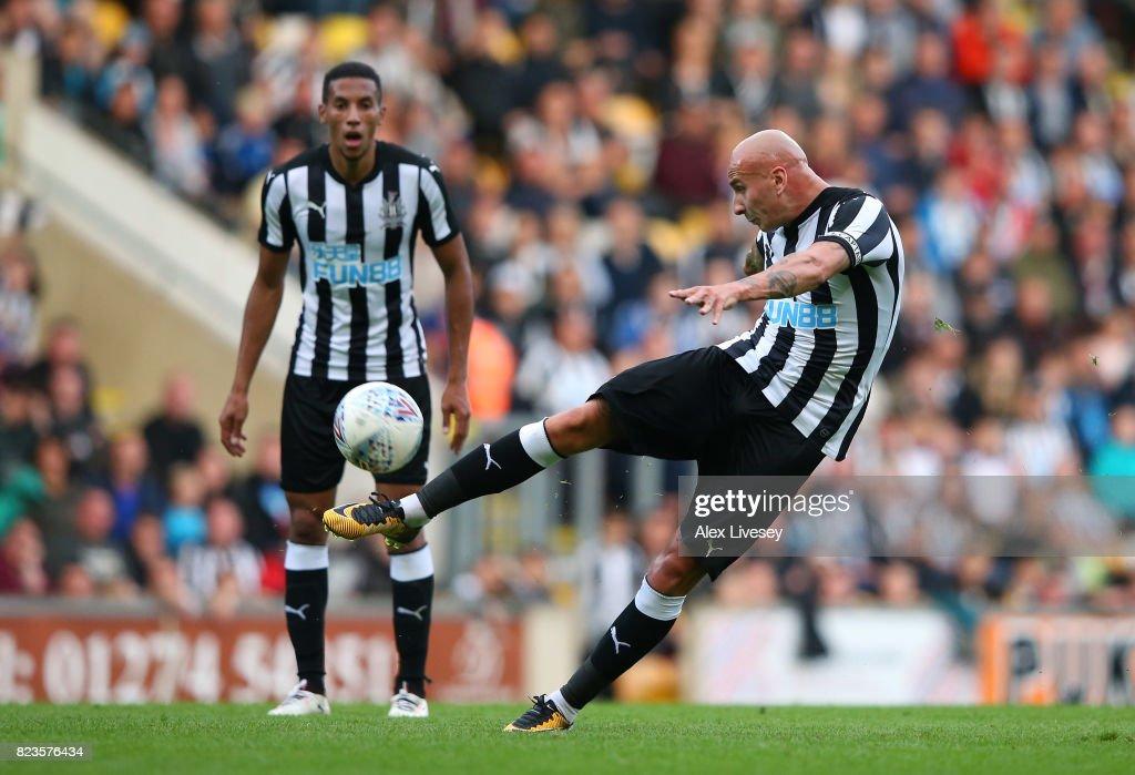 Bradford City v Newcastle United - Pre Season Friendly : News Photo