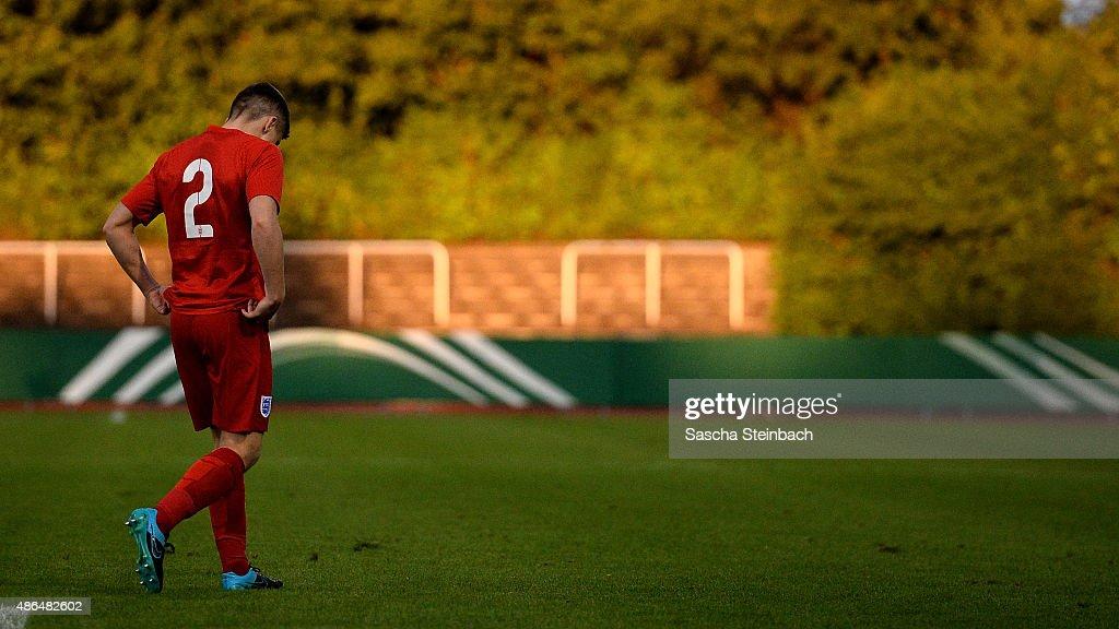 U19 Germany v U19 England - International Friendly