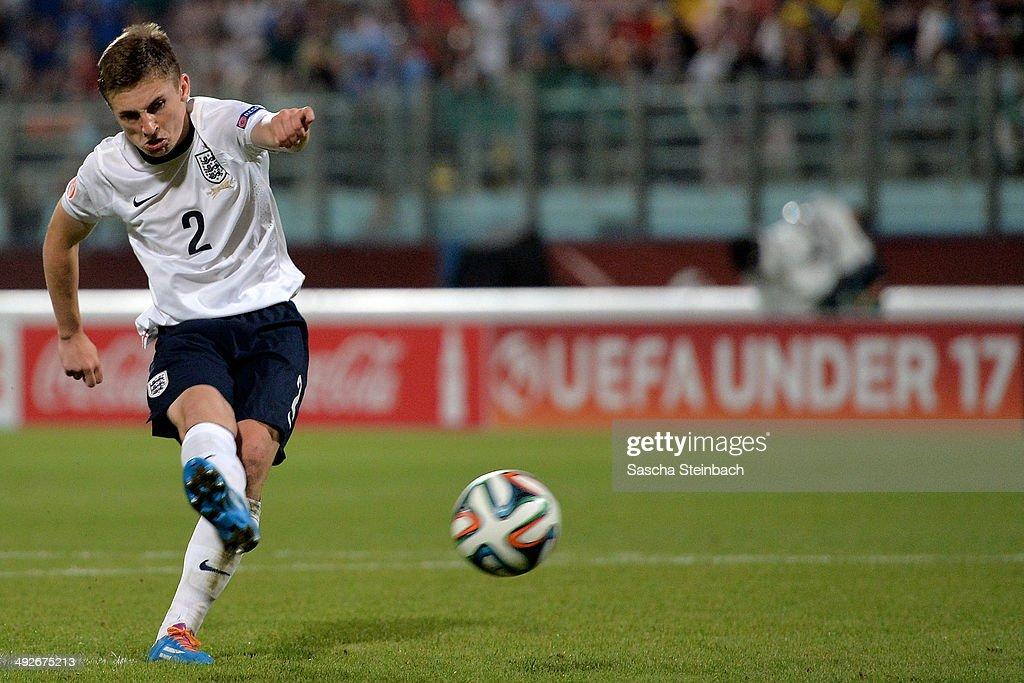 U17 England v U17 Netherlands - UEFA Under17 European Championship 2014 Final