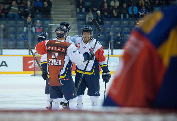 FIN: Lukko Rauma v HV71 Jonkoping - Champions Hockey League