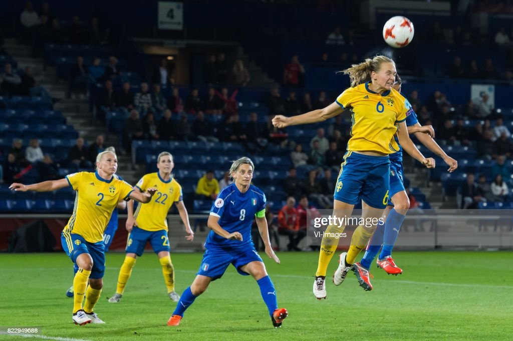UEFA WEURO 2017'Women: Sweden v Italy' : News Photo