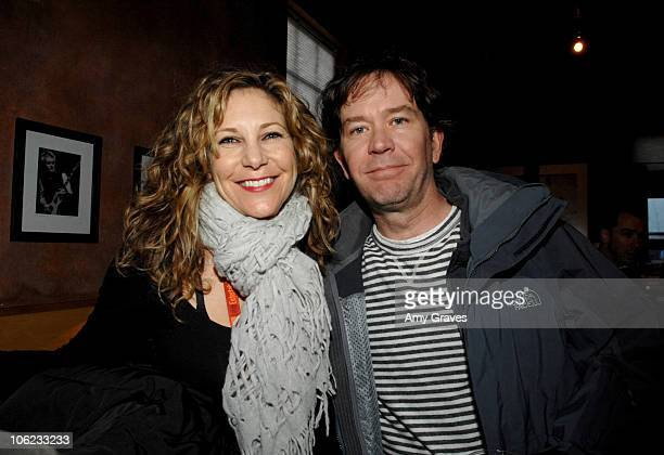 Jonna Smith and Timothy Hutton during 2007 Park City Picturehouse Party at Zoom in Park City Utah United States