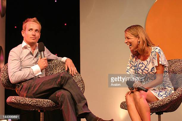 Jonnie Irwin and Jasmine Harman photographed in Birmingham 29th September 2007 Job 33690 Ref IYS