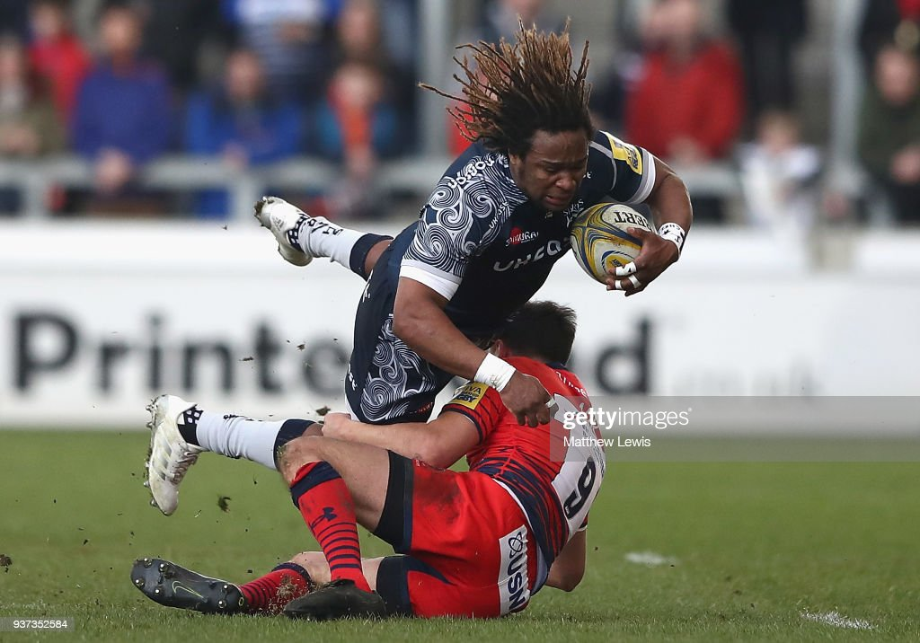 Sale Sharks v Worcester Warriors - Aviva Premiership