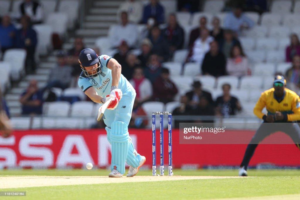 England v Sri Lanka - ICC Cricket World Cup 2019 : News Photo