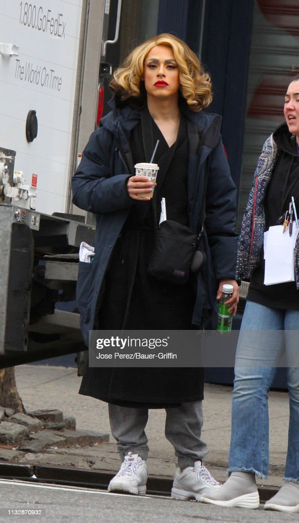 Celebrity Sightings In New York - March 25, 2019 : News Photo