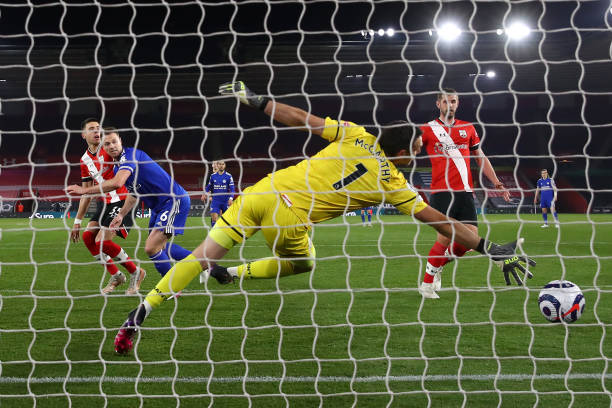 GBR: Southampton v Leicester City - Premier League