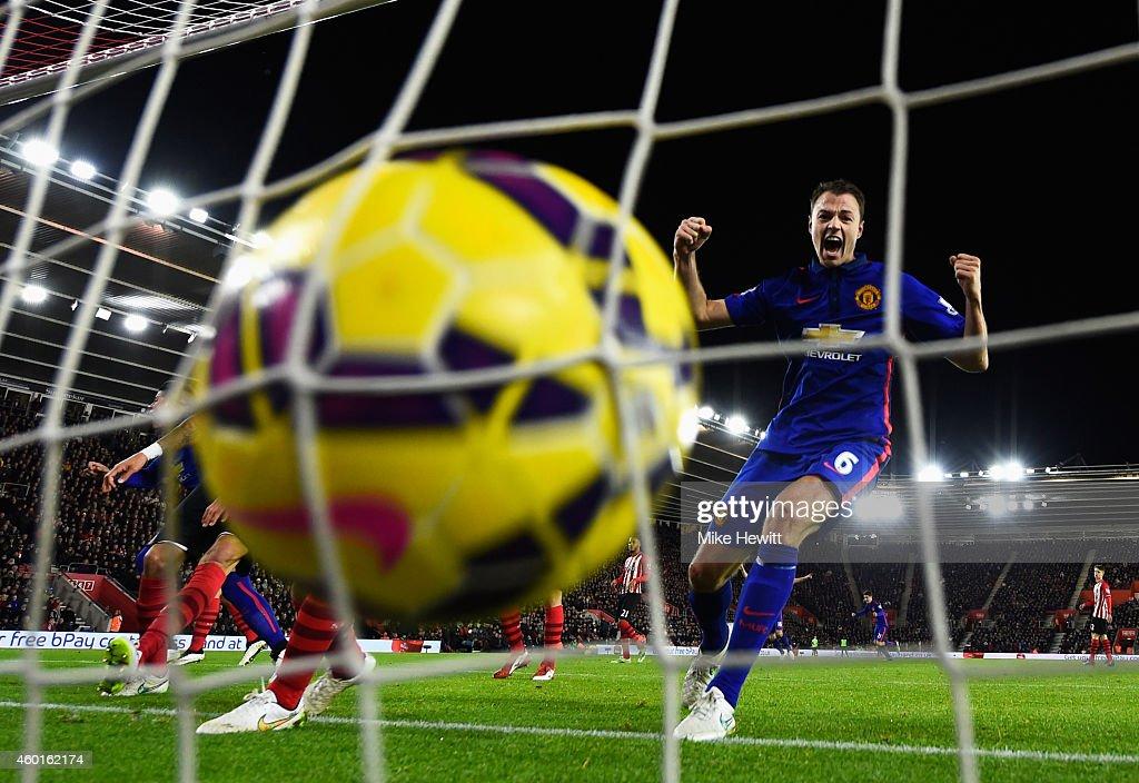 Southampton v Manchester United - Premier League : ニュース写真