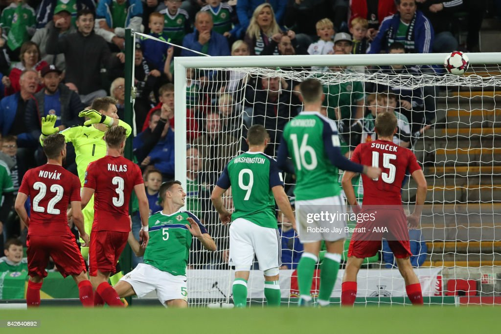 Northern Ireland v Czech Republic - FIFA 2018 World Cup Qualifier