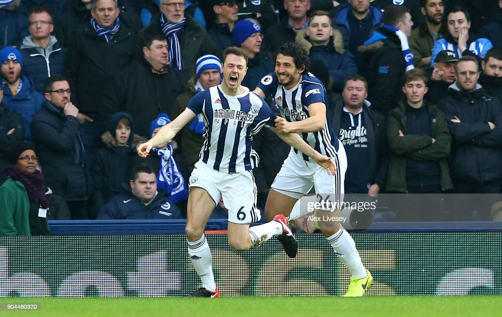 West Bromwich Albion v Brighton and Hove Albion - Premier League